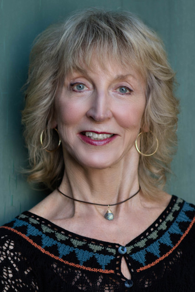 Author Judy Bebelaar